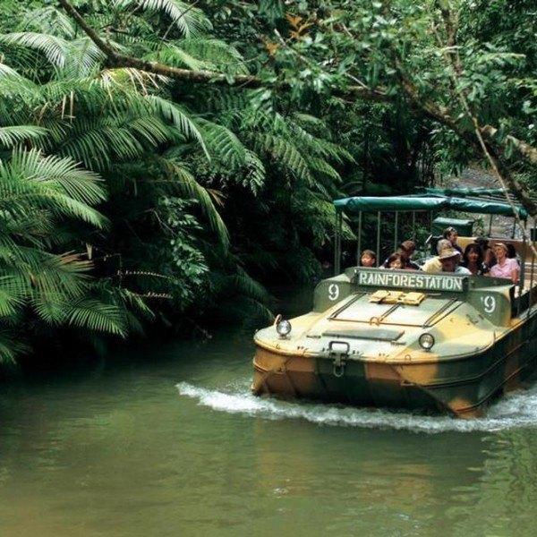 Rainforest Station, Kuranda, Australia