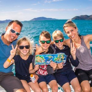 Family Day Trip Compass Cruises