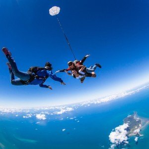 Skydive and Great Barrier Reef Package