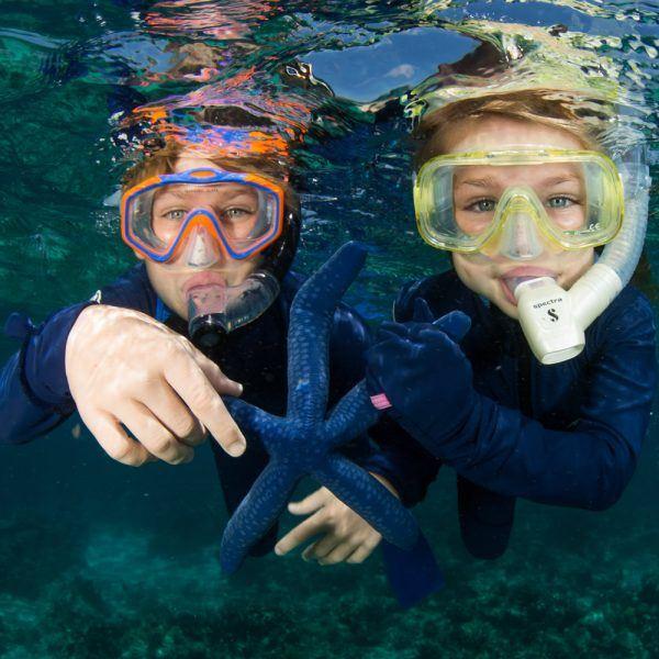Reef Experience Snorkelling Children