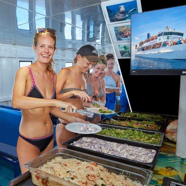 Compass Reef Trip 2017